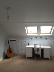 natural light for your loft conversion