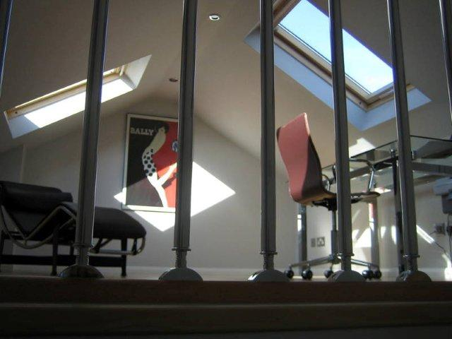 loft conversion doors and fire safety